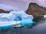 The iceberg and the ship