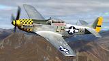 P-51 Mustang 2-seater