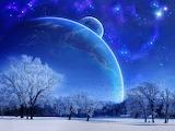 Planety-zima