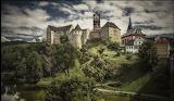 castle Loket Czechia