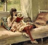 Albert Edelfelt: Good Friends (1881)
