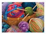 ^ Yarn bundles