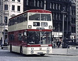 Leyland Atlantean PDR1-1 1968 Manchester Corporation