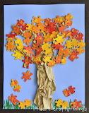 ^ Fall Craft Tree
