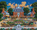 ^ Colonial Williamsburg, VA ~ Eric Dowdle