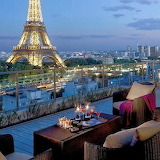 Romantic Night in Paris