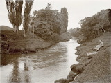 Kaitaia by the river