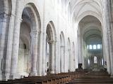 Abbey in Fleury