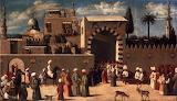 for mariejeanne venetian orientalist painting the reception