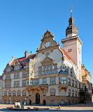 Werdau Town Hall - Germany