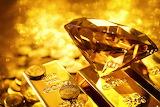 Brillante y oro