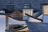 """Architecture archatlas """"Beijing Zisheng Courtyard"""" """"Jiejie studi"""