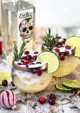 White Christmas Tequila Sour 1