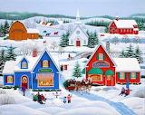 ^ Wilfrido Limvalencia ~ Wintertime in Sugarcreek
