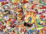 Ms Marvel to Captain Jigsaw