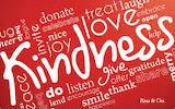 Kindness word jumble