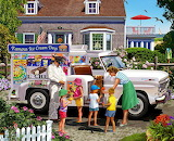 Ice Cream Truck by Lewis T Johnson...