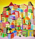 city pressure, Mimi Revencu