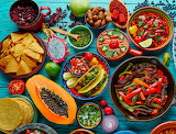 Delicous Mexican Feast