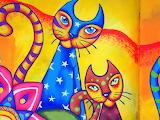 Ataco cats