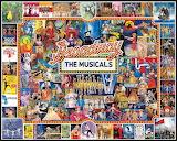 Broadway, the Musicals by James Mellett