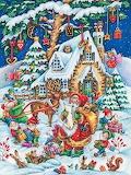 Santa's Lil Helpers
