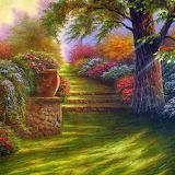 ☺ A beautiful path...