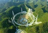 Arecibo Radio Telescope after Hurricane Maria
