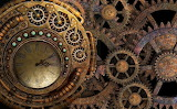 Time Steampunk Style