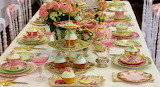 #Beautiful High Tea Setting
