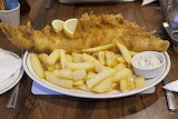 ^ Fish and Chips