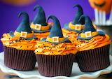 WitchHatCupcakes