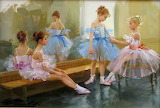 girls ballet picture