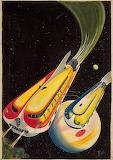 Frank R. Paul, Rockets