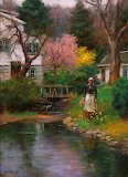 Spring Blossoms, Gregory Frank Harris