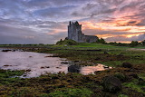 Dunguaire Castle, Ireland by Gareth Wray