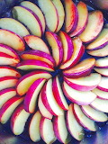 Rotate the apple slices @ Sophietjes