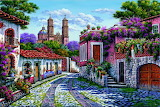 Cobblestone Streets~ ArturoZarraga