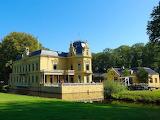 Yellow mansion Groningen Netherlands