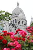 Montmartre-Sacred heart-Basilica