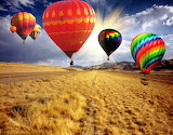 ^ Ballooning in the countryside