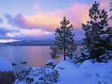 1001-travel-destinations-colors of winter lake tahoe-wallpaper