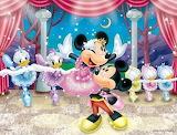 Minnie the Swan Princess