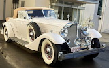 1933 Packard V12 Convertible Coupe
