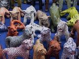Mexican trinkets-jaguar