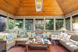 Lake House Lounge Area