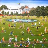 Wimbledon Common - Louise Braithwaite