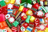 POTW Candy Christmas Colorful