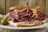 ^ Grilled Reuben Sandwich