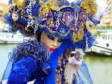 Various 887 mask Venice